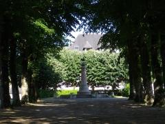 Promenade dite Le Mail - Français:   Promenade dite \