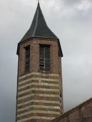 Eglise Saint-Julien-d'Antioche - Français:   Osses église (Basse-Navarre) (Pyrénées-Atlantiques) (Pyrénées).
