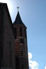 Eglise Saint-Julien-d'Antioche -  Ossès, l\'église. Photo prise le 03/08/06 par Harrieta171