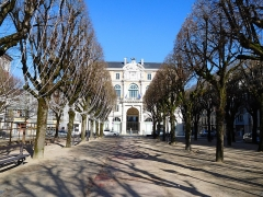 Mairie-théâtre - English: Pau Town Hall