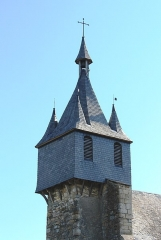 Église Saint-Martin - Français:   Église Saint-Martin d\'Orignac (Hautes-Pyrénées)