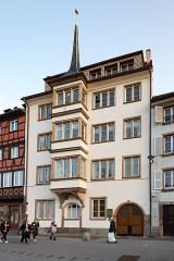 Immeuble -  Strasbourg, 11 Quai de Batelliers