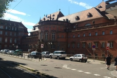 Bains municipaux -  Bains publics, Strasbourg