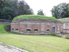 Fort Rapp, anciennement fort Moltke -  Fort RAPP MOLKE