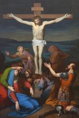 Eglise Notre-Dame de l'Assomption -  Alsace, Bas-Rhin, Villé, Église Notre-Dame-de-l'Assomption (IA67010340): Tableau \