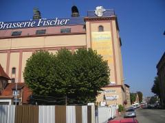 Brasserie Fischer -  Schiltigheim - brewery Fischer