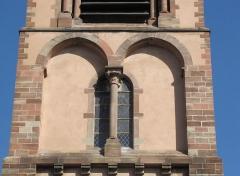 Ensemble paroissial Saint-Joseph de Koenigshoffen - Français:   Alsace, Bas-Rhin, Église catholique Saint-Joseph (1900) de Strasbourg-Koenigshoffen.