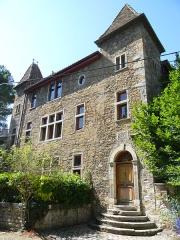 Maison La Prévôté - Français:   Une demeure sur l\'Île Barbe.