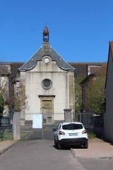Ancienne chapelle Saint-Odilon - Hôpital Saint-Gabriel, Autun.