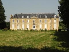 Château du Tronchet - English: Le Tronchet (Sarthe) château