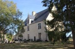 Manoir de Couesmes - Français:   Manoir de Couesme  -wiki takes le Saosnois