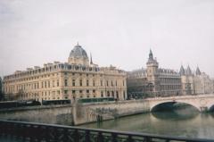 Tribunal de commerce de Paris - English: w:Conciergerie in Spring of 2007.