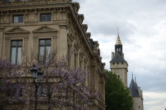 Tribunal de commerce de Paris -  Ile de la Cité @ Seine @ Paris