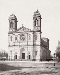 Église Saint-François-Xavier -