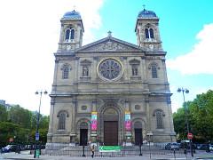 Église Saint-François-Xavier -  Eglise Saint François Xavier
