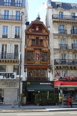 Brasserie Au Roi de la Bière - Jacqueminot-Graff -  Paris