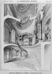 Ancien hôtel particulier de Roland Bonaparte -
