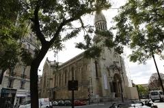 Église Notre-Dame-d'Auteuil -  Eglise Notre Dame d'Auteuil