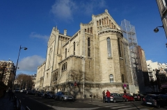 Église Notre-Dame-d'Auteuil -  Notre Dame d'Auteuil @ Paris