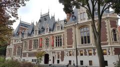 Ancien hôtel Gaillard, actuellement succursale de la Banque de France - Deutsch: Paris, Hôtel Gaillard