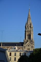 Église Notre-Dame-de-la-Croix -  Eglise de Ménilmontant, Paris