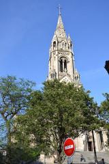 Église Notre-Dame-de-la-Croix -  Paris Ménilmontant