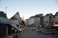 Eglise Sainte-Jeanne-d'Arc -  Rouen