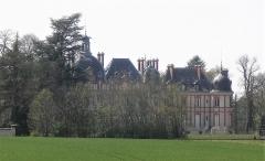 Château de Pinceloup - Français:   Sonchamp château de Pinceloup
