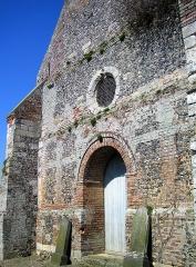 Eglise Saint-Vincent -  Saint-Maxent (Somme, France) -