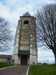 Eglise Saint-Martin - Français:   clocher