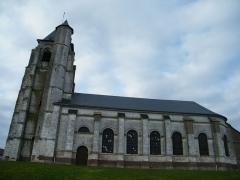 Eglise Saint-Martin - Français:   église 2