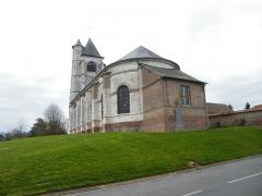 Eglise Saint-Martin - Français:   église 3