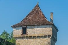 Château de Cornusson - English:   Castle of Cornusson in commune of Parisot, Tarn-et-Garonne, France