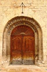Église paroissiale Saint- Pierre -  Eglise Saint-Pierre à Salernes