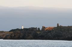 Le Grand Phare -  Phare & chateau de l'ile d'Yeu