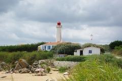 Phare des Corbeaux -  Phare des Corbeaux, Ile d'Yeu, Vendée, France.