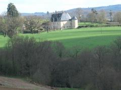 Château du Chambon - Français:   Château du Chambon