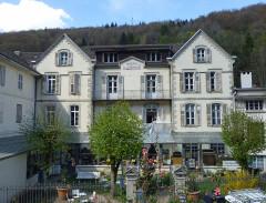 Maison de retraite - Français:   Plombières-les-Bains (Vosges): ancien hospice des Deux Augustins