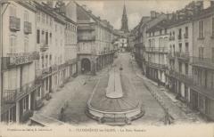 Bain Romain - Français:   Bain Romain - Plombières-les-Bains (88)  carte postale ancienne