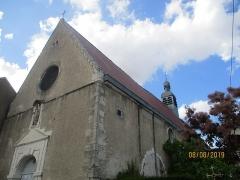 Eglise Saint-Savinien-le-Jeune - Français:   Église Saint-Savinien-le-Jeune de Sens.