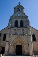 Église Saint-Vincent-Saint-Germain -  Eglise de Saint-Germain-lès-Corbeil, Saint-Germain-lès-Corbeil, Essonne, France