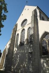 Église Saint-Vincent-Saint-Germain - Deutsch: Katholische Pfarrkirche Saint-Vincent-Saint-Germain in Saint-Germain-lès-Corbeil im Département Essonne (Region Île-de-France/Frankreich), Chor