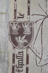 Église Saint-Vincent-Saint-Germain - Deutsch: Katholische Pfarrkirche Saint-Vincent-Saint-Germain in Saint-Germain-lès-Corbeil im Département Essonne (Region Île-de-France/Frankreich), Grabplatte für Loys Tillet († 1516) und seine Frau Denise Paris    This object is indexed in the base Palissy, database of the French furniture patrimony of the French ministry of culture,under the referencePM91000367. беларуская (тарашкевіца)| brezhoneg| català| Deutsch| English| español| suomi| français| magyar| italiano| македонски| Plattdüütsch| português| українська| +/−