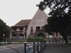 Groupe scolaire (école primaire de plein air et maternelle) -