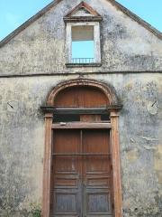 Chapelle Saint-Thomas-des-Indiens - Français:   La Réunion - Saint-Denis - Chapelle Saint-Thomas-des-Indiens