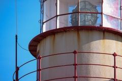 Phare de Cap Blanc - English:   lighthouse Miquelon