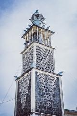Mosquée du 16e siècle - Français:   La mosquée de Tsingoni, Mayotte est la plus vieille mosquée de France Elle se situe au nord est de Mayotte