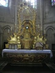 Cathédrale Saint-Pierre Saint-Paul - Cathédrale Saint-Pierre-et-Saint-Paul de Troyes (Aube, France): autel secondaire