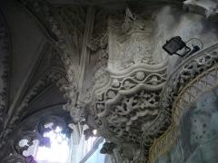 Eglise de la Madeleine et ancien cimetière - Jubé de l'église de la Madeleine de Troyes (Aube, France)