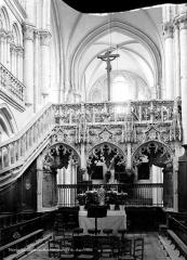 Eglise de la Madeleine et ancien cimetière -